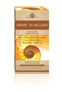 PROBI (ultibio) 30 Billion Vegetable Capsules - Health Emporium