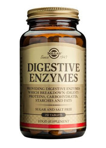 Digestive Enzymes 250 Tablets - Health Emporium