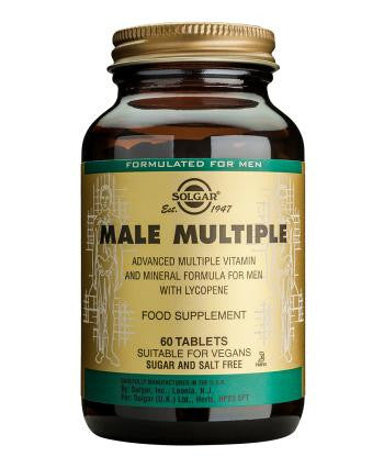 Male Multiple 60 Tablets - Health Emporium