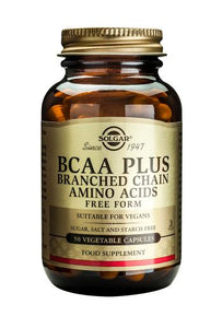 BCAA Plus Vegetable 50 Capsules - Health Emporium