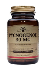 Pycnogenol(R) 30 mg Vegetable Capsules