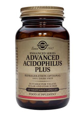 Advanced Acidophilus Plus Vegetable Capsules