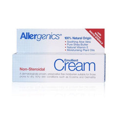 Allergenics® Emollient Cream - 50ml