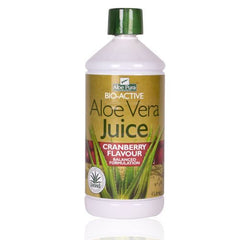 Aloe Vera Juice Cranberry 500ml