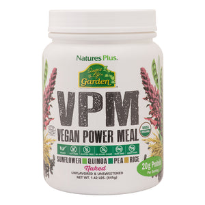 Sol Garden Vegan Power Meal 630g - Health Emporium