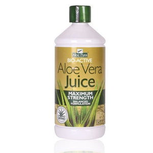 Aloe Vera Juice Maximum Strength - 1L - Health Emporium