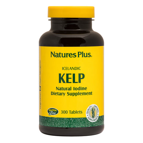 Nature´s Plus Kelp Tablets - Health Emporium