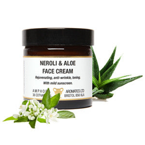 Neroli & Aloe Face Cream 60ml - Health Emporium