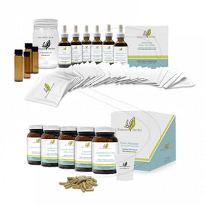 Blessed Herbs Internal Cleansing Kit 21 days Ginger  (7 - 10 days) - Health Emporium