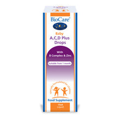 Baby A, C, D Plus Drops  15ml
