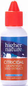 Higher Nature - Citricidal Liquid - Health Emporium