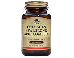 Collagen Hyaluronic Acid Complex  30Tabs