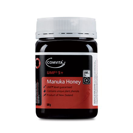 Comvita® UMF® 5+ Manuka Honey 500g - Health Emporium