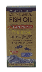 ELEMENTARY EPA KID'S LIQUID (1500MG EPA+DHA PER SERVING), 25 SERVINGS