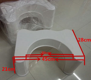 Toilet Squatty Step Stool - Health Emporium