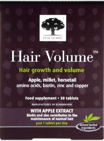 New Nordic Hair Volume OFFER - Health Emporium