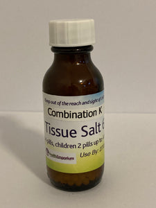 Combination K Tissue Salt