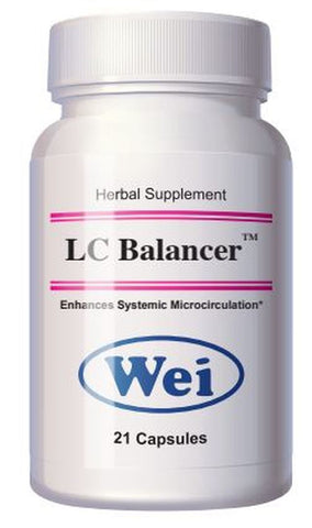 LC Balancer Ingredients and Treatment - Health Emporium