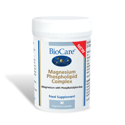 Magnesium Phospholipid Complex 90 Caps - Health Emporium