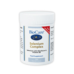 Selenium Complex 120 Vegetable Capsules