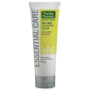 Thursday Plantation Tea Tree Antiseptic Cream 100g - Health Emporium