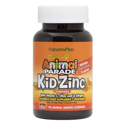 Nature's Plus - Animal Parade KidZinc - Health Emporium