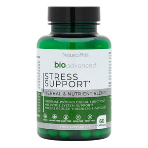 BioAdvanced Stress Support 60 CAPS