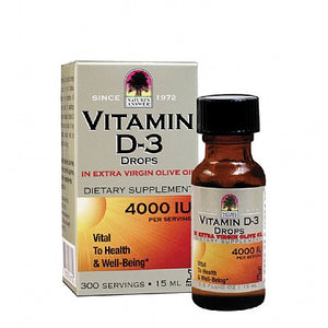 Natures Answer Vitamin D3 Drops - Health Emporium