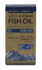 PEAK EPA (1000MG EPA+DHA PER SOFTGEL), 60 SOFTGELS SPECIAL PRICE