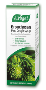 Bronchosan Pine Cough Syrup 100ml - Health Emporium