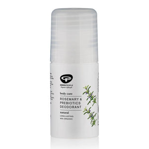 Green People Rosemary and Prebiotics Roll-On 75ml