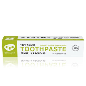 Green People Fennel and Propolis Toothpaste 50ml