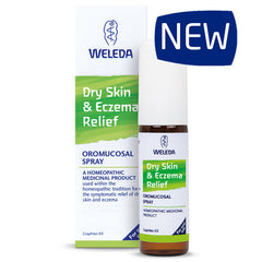 Dry Skin & Eczema Relief Oral Spray