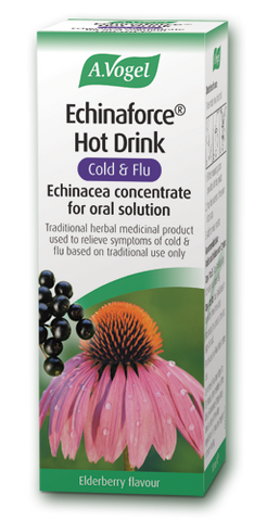 Echinaforce Hot Drink Cold and Flu 100ml - Health Emporium