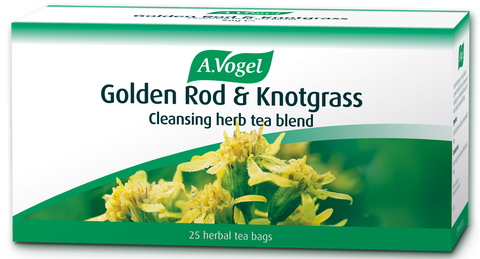 Golden Rod and Knotgrass Tea Bags 25 x 2g - Health Emporium