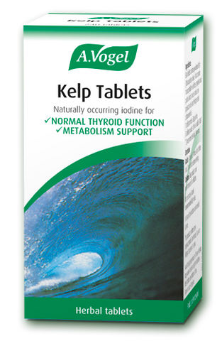 Kelp Tablets 240 tabs - Health Emporium