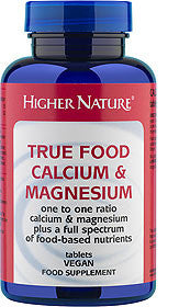 True Food Calcium & Magnesium - Health Emporium