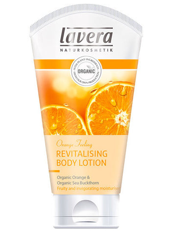 Lavera Orange Feeling Revitalising Body Lotion - Health Emporium