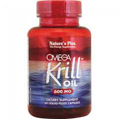 Nature's Plus - Omega Krill Oil 60's