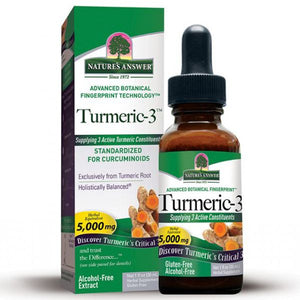 Turmeric 3 Liquid 30ml - Health Emporium