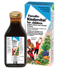 Floradix - Kindervital 250ml
