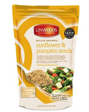 Milled Organic Sunflower & Pumpkin Seeds (425g) (UNAVAILABLE) - Health Emporium