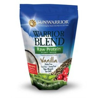 Sunwarrior Warrior Blend Vanilla 1000g - Health Emporium