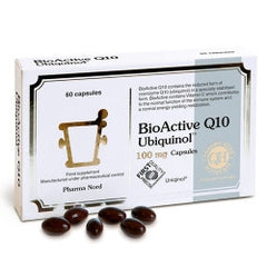 BioActive Q10 Ubiquinol 100mg 60's