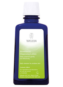 Weleda Aknedoron Cleansing Lotion - Health Emporium