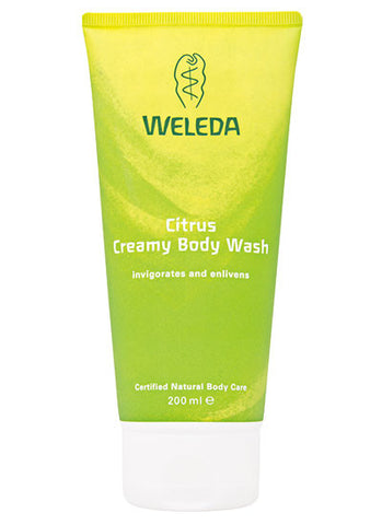 Weleda Citrus Body Wash - Health Emporium