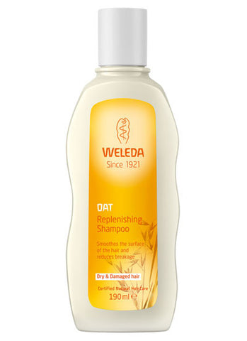 Weleda Oat Replenishing Shampoo - Health Emporium