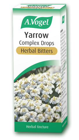 Yarrow Complex Drops Herbal Bitters 50ml - Health Emporium