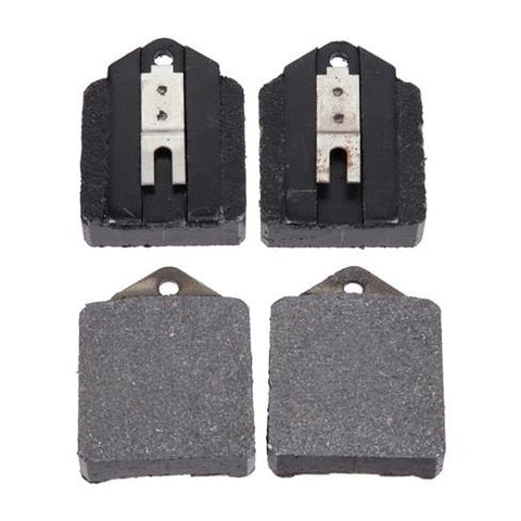 11247 BRAKE PAD SET S-TYPE/MK10 REAR/DS420