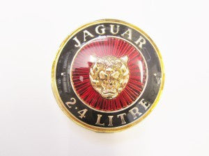 BD11497 JAGUAR 2.4 LITRE GRILLE BADGE